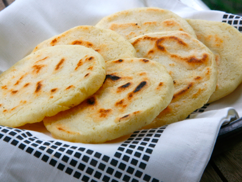 ... style arepas grilled arepas with farmer s cheese or queso